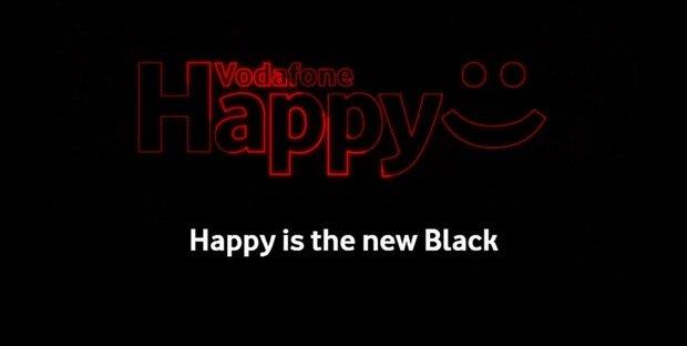 Programma Happy Black di Vodafone