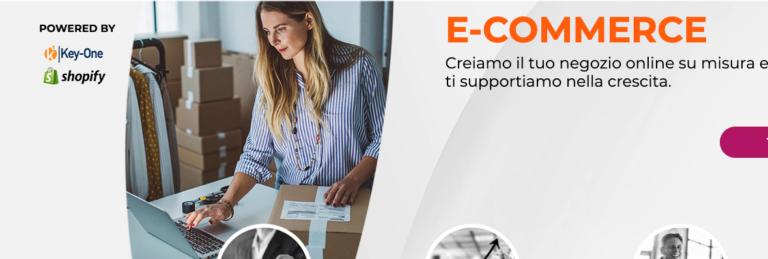 WindTre Business lancia il servizio E-Commerce per le imprese