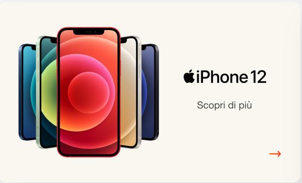 iPhone 12 con WindTre