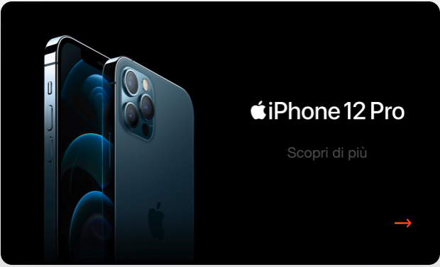 iPhone Pro 12 con WindTre