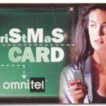 La Christmas Card di Omnitel