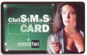 Parliamo di Christmas Card di Omnitel: vi ricordate questa promozione?