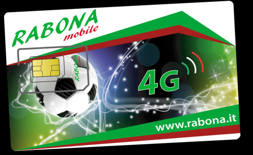 sim Rabona Mobile 4G