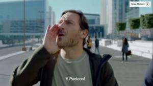 Francesco Totti nuovo testimonial di Very Mobile: ecco lo spot